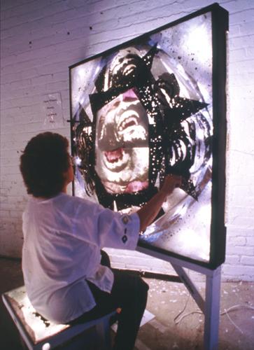 Kinetic Photo Art